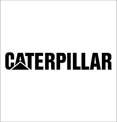 Caterpillar 2 decal