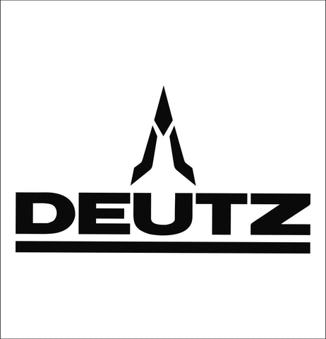 Deutz decal, farm decal, car decal sticker