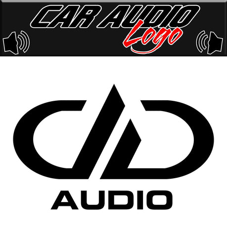 Digital Designs decal, sticker, audio decal