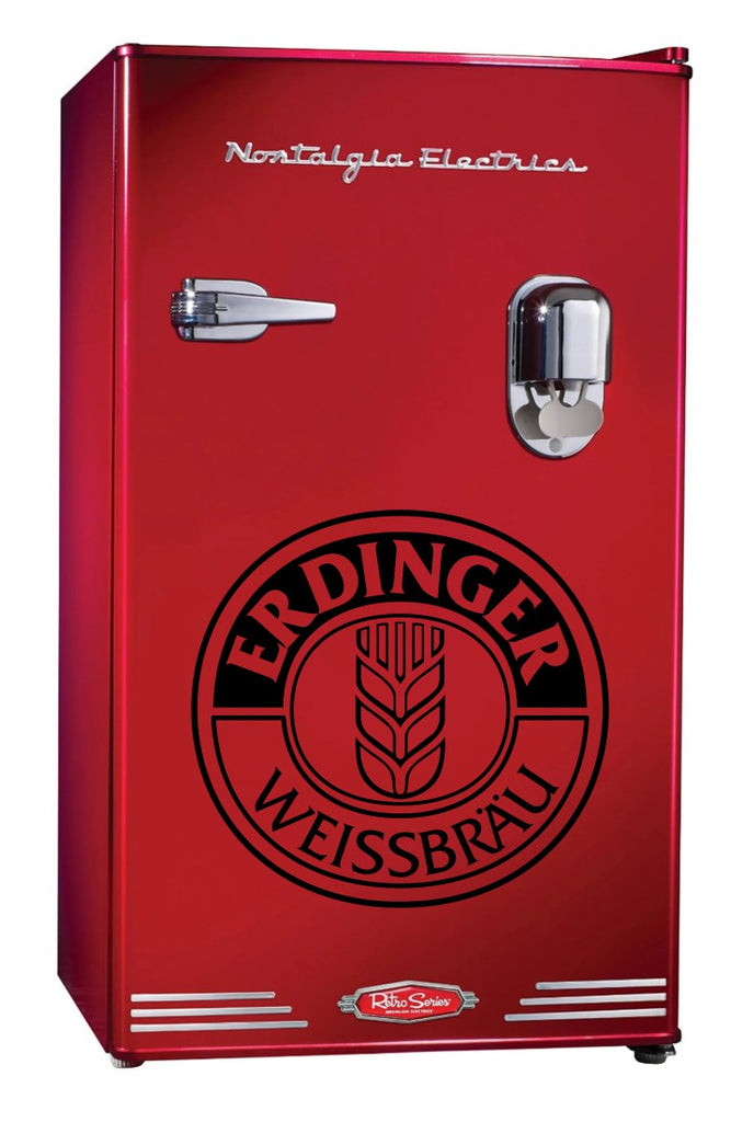 Erdinger decal, beer decal, car decal sticker