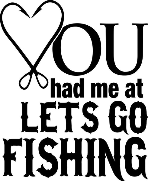 fishing decal - North 49 Decals