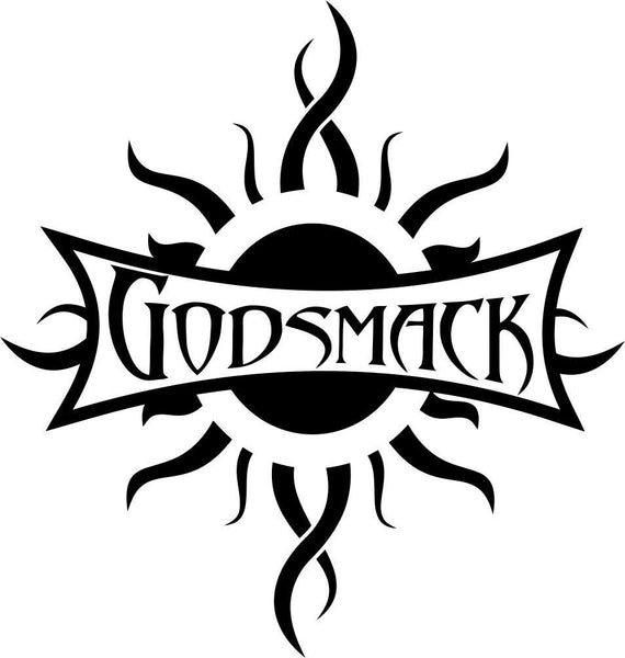 godsmack band decal - North 49 Decals