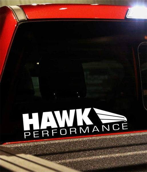 hawk performance logo decal - North 49 Decals