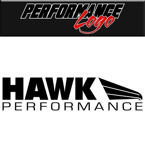 Hawk Performance decal performance decal sticker