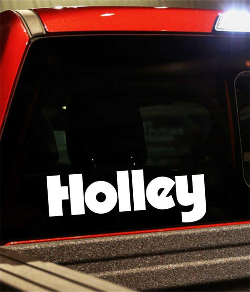 holley performance logo decal - North 49 Decals