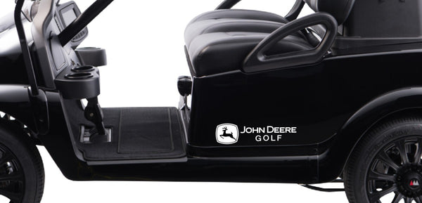 John Deere Golf decal, golf decal, car decal sticker