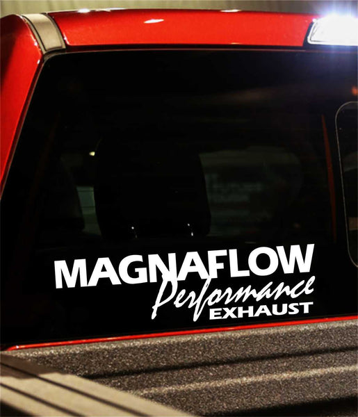 magnaflow decal - North 49 Decals