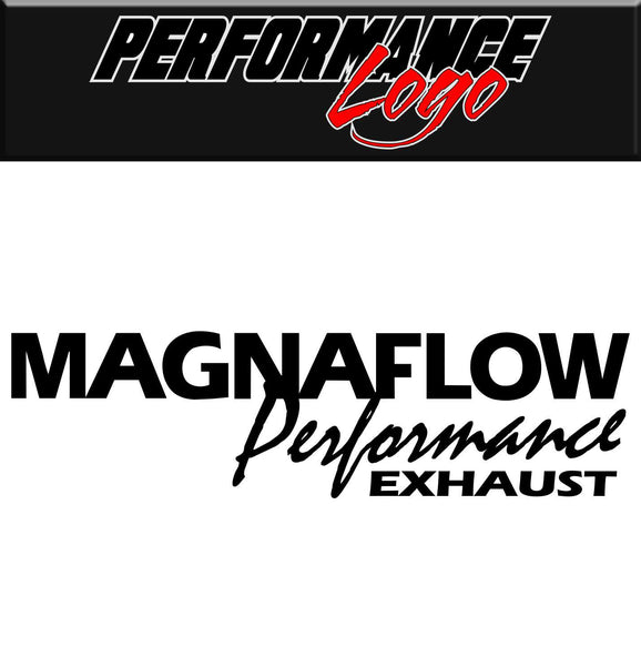 Magnaflow decal, performance decal, sticker