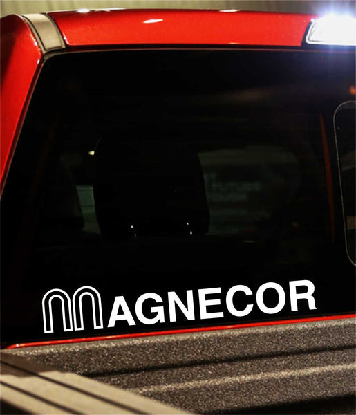 magnecor  decal - North 49 Decals