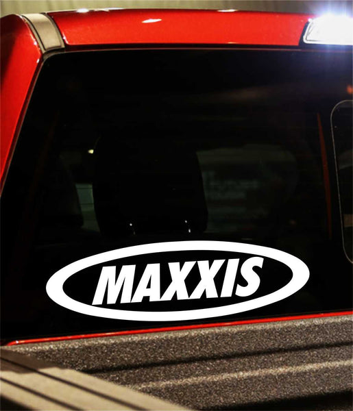 maxxis decal - North 49 Decals