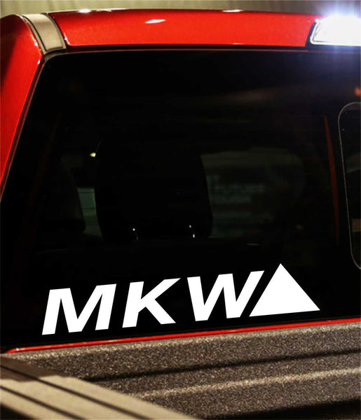 mkw decal - North 49 Decals
