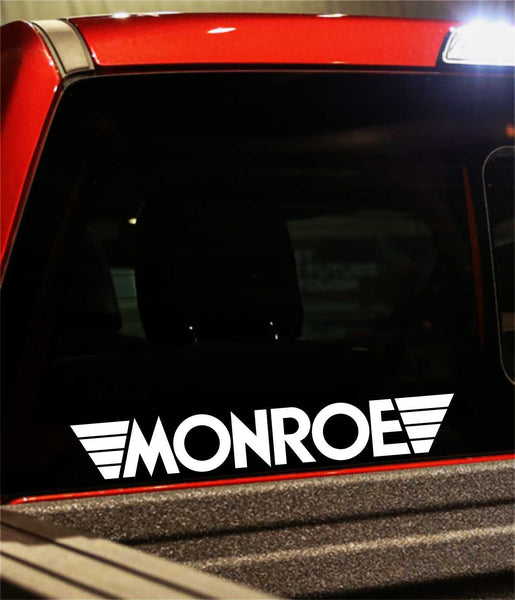 monroe decal - North 49 Decals