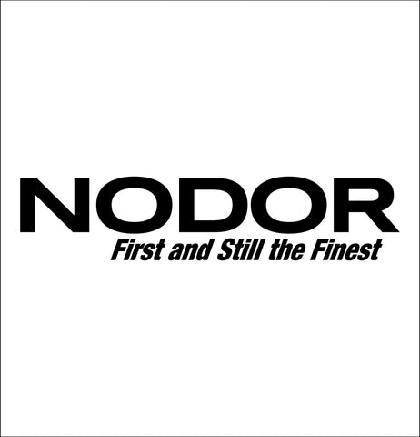Nodor Darts decal, darts decal, car decal sticker