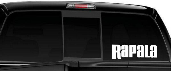 Rapala decal, sticker, car decal