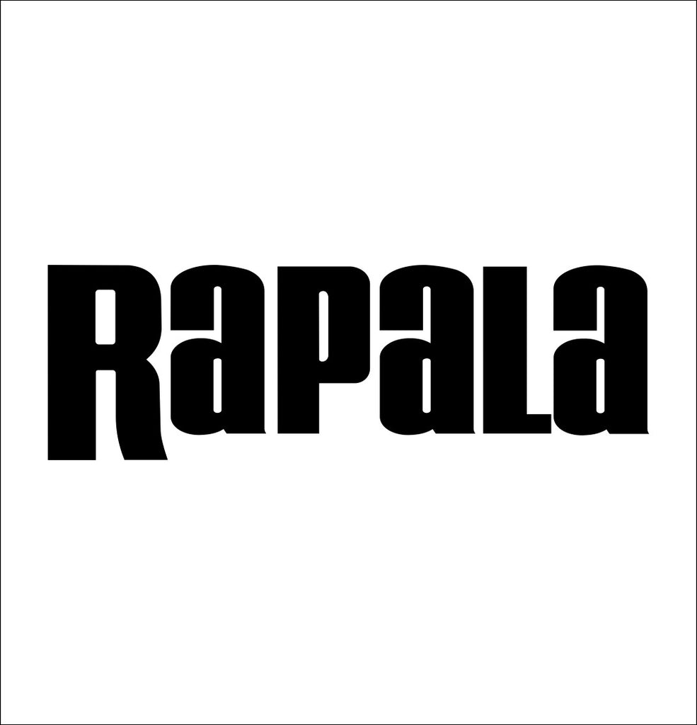 Rapala decal, sticker, hunting fishing decal