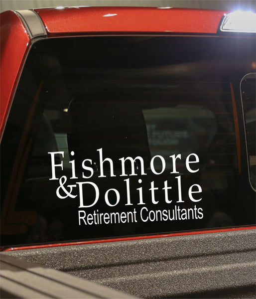 Retirement decal 10 - North 49 Decals