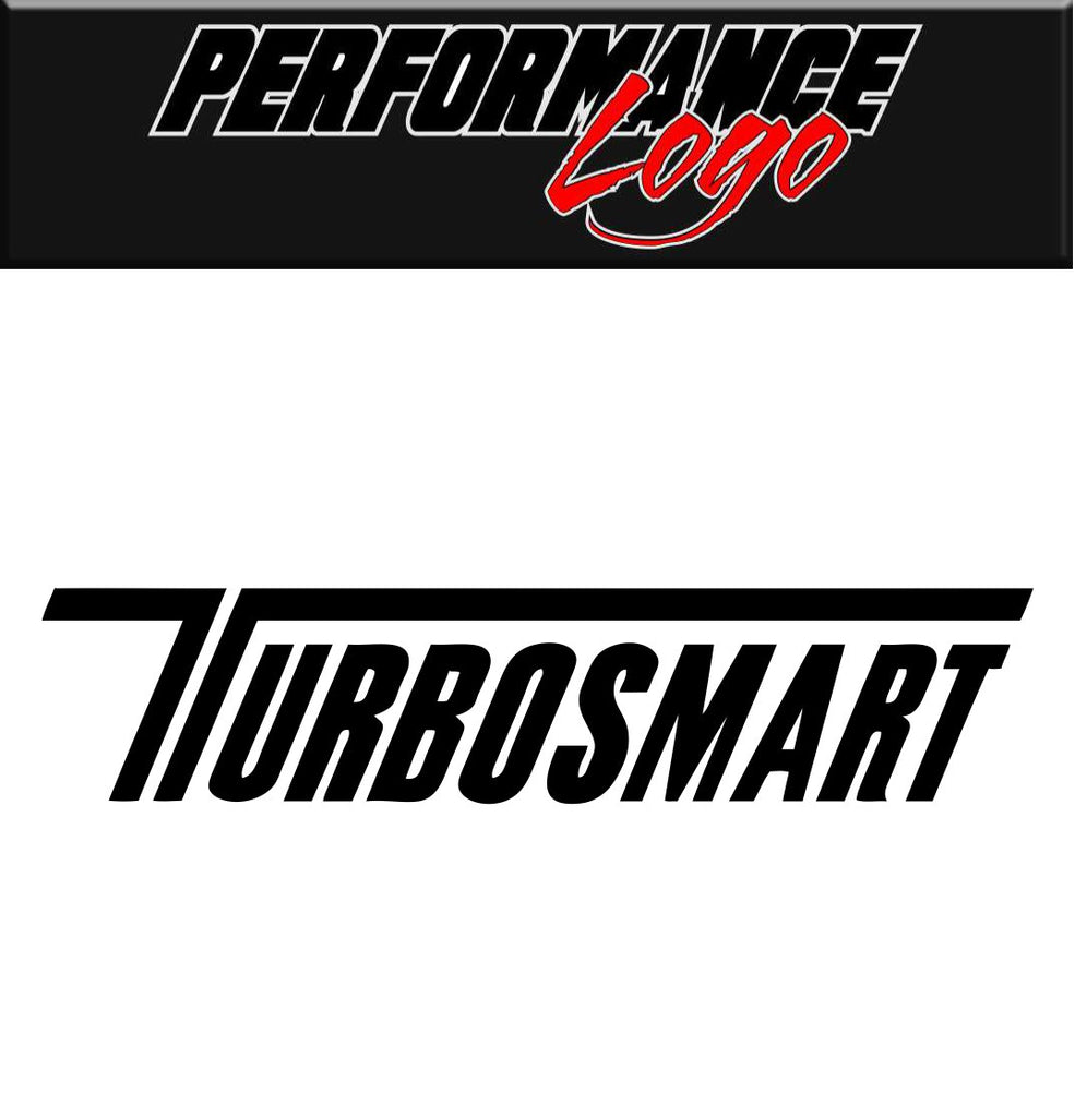 Turbosmart decal, performance decal, sticker