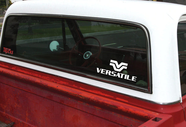 Versatile decal, farm decal, car decal sticker