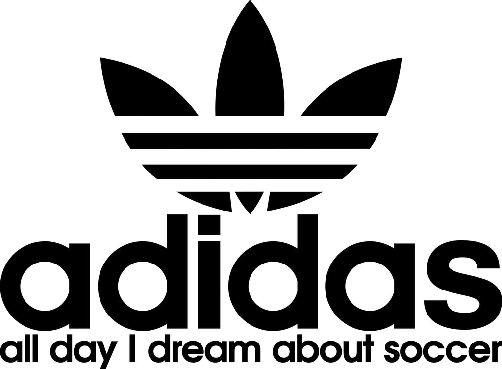 Adidas All Day I Dream About Soccer