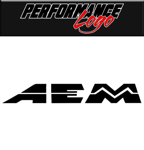 aem performance logo decal - North 49 Decals