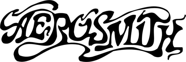 Aerosmith band decal - North 49 Decals