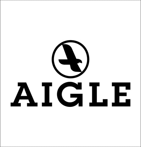 aigle decal, car decal sticker