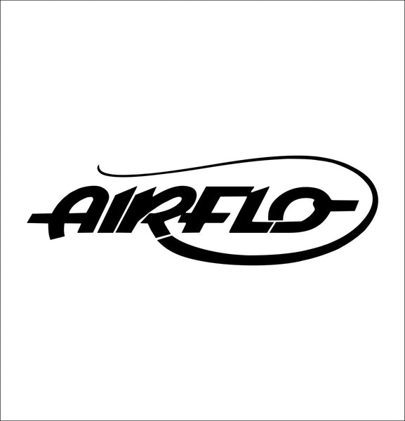 Airflo Fly Fishing decal, sticker, hunting fishing decal