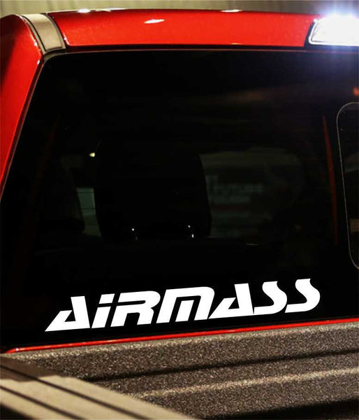 airmass performance logo decal - North 49 Decals