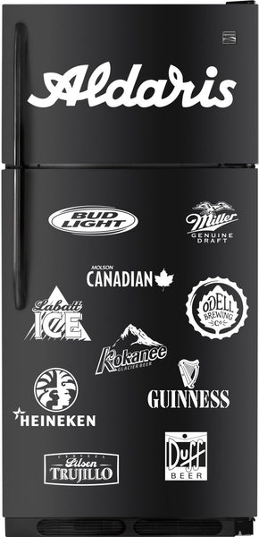 Aldaris decal, beer decal, car decal sticker