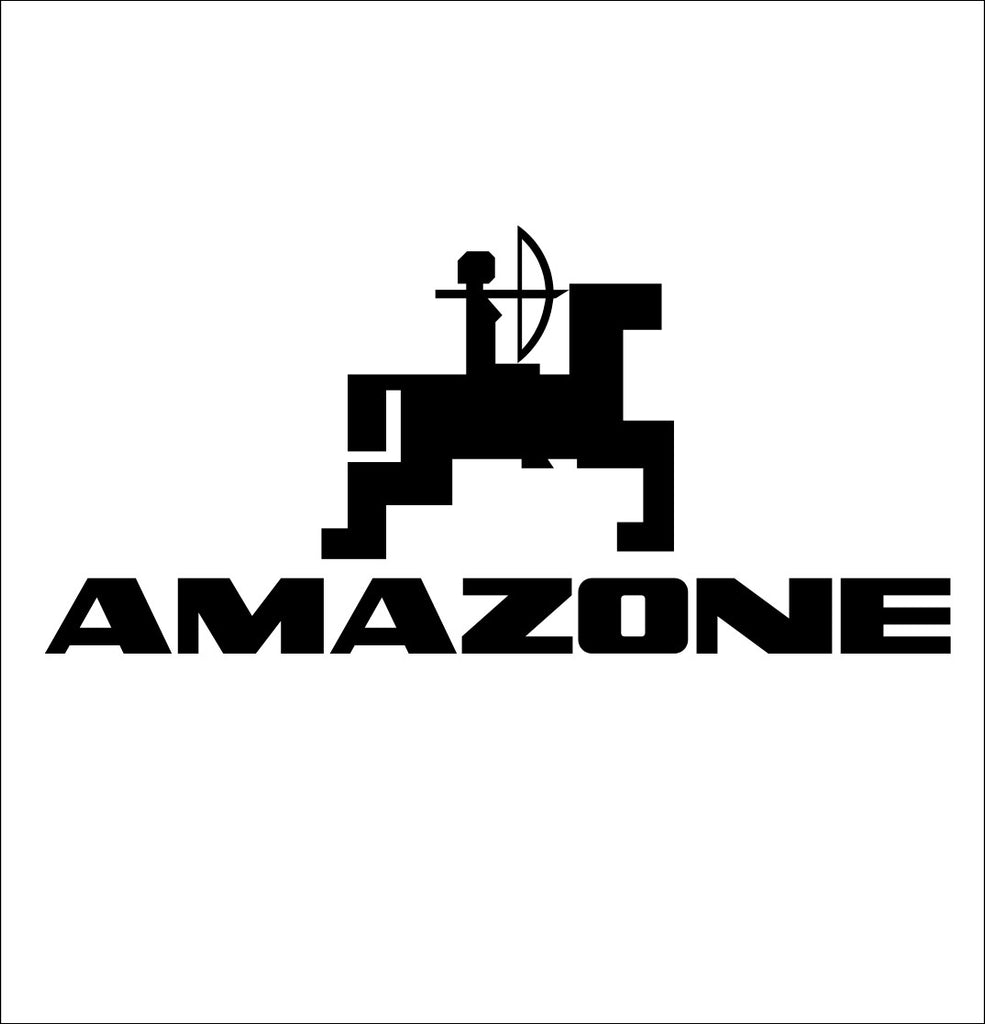 Amazone decal, farm decal, car decal sticker