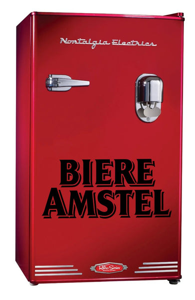 Amstel decal, beer decal, car decal sticker