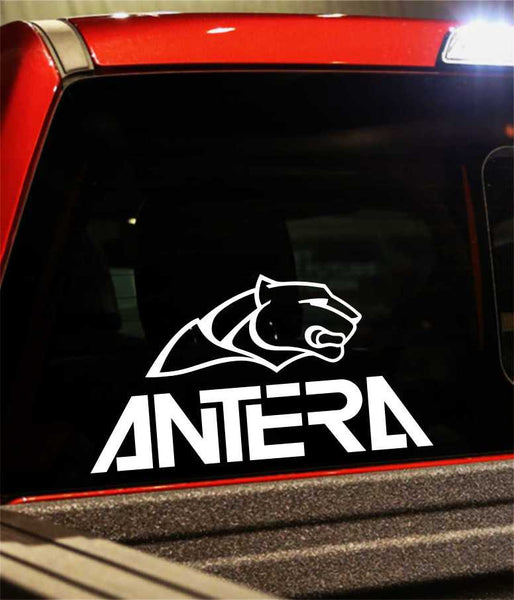 antera performance logo decal - North 49 Decals