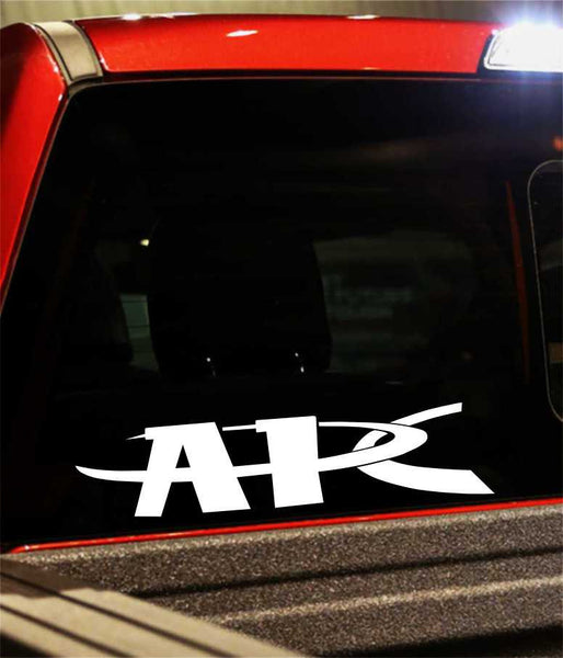 apc performance logo decal - North 49 Decals