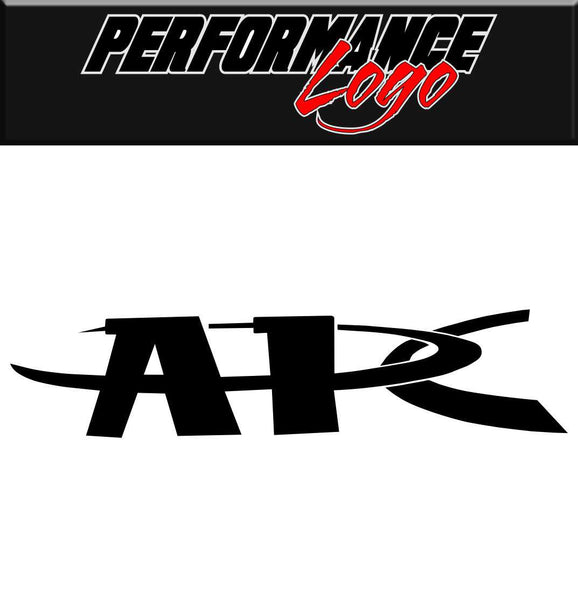 APC decal performance car decal sticker