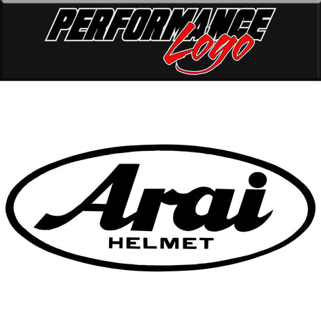 Aria decal performance decal sticker