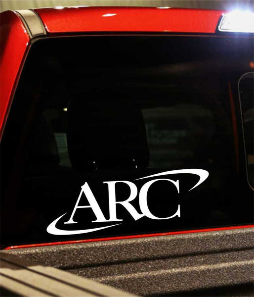 arc performance logo decal - North 49 Decals