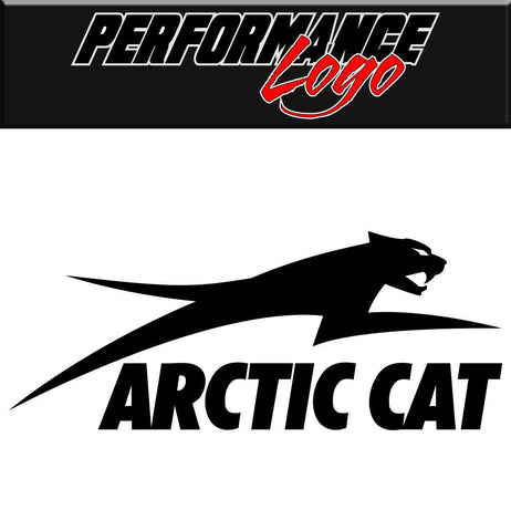 arctic cat decal performance decal sticker