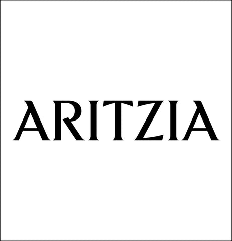 Aritzia decal, car decal sticker