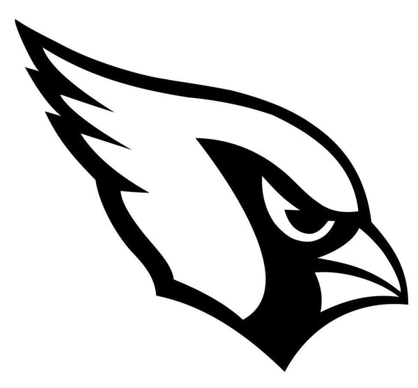 Arizona Cardinals decal
