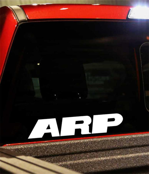 arp performance logo decal - North 49 Decals