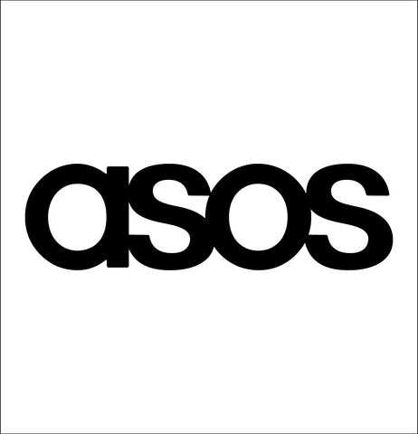 Asos decal, car decal sticker