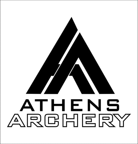 Athens Archery decal