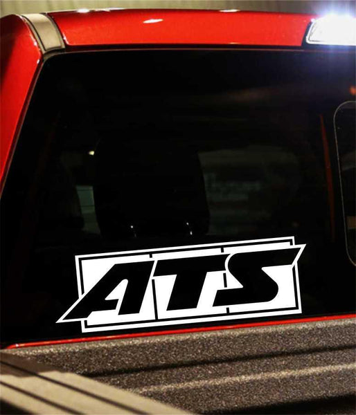 ats performance logo decal - North 49 Decals