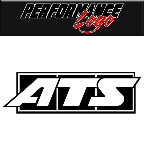 ATS decal performance decal sticker