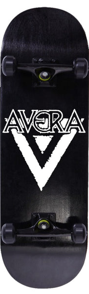 Avera Skateboards decal, skateboarding decal, car decal sticker