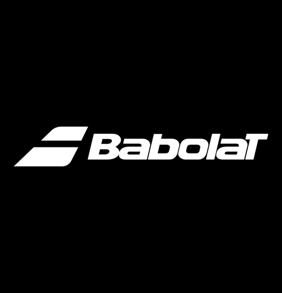 babolat decal, car decal sticker