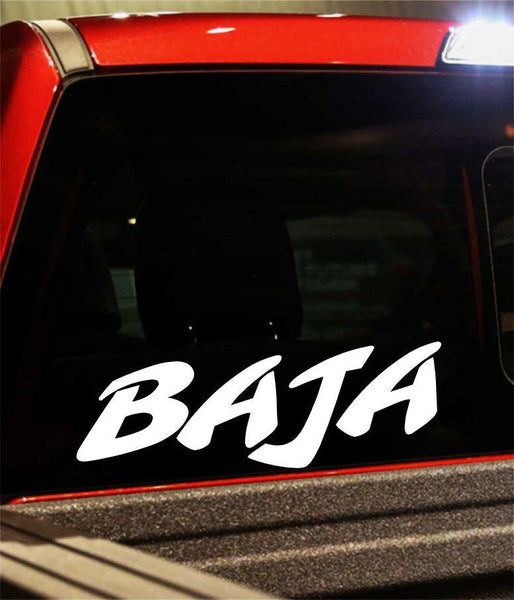 baja performance logo decal - North 49 Decals