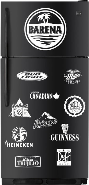 Barena decal, beer decal, car decal sticker