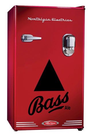 Bass Ale decal, beer decal, car decal sticker
