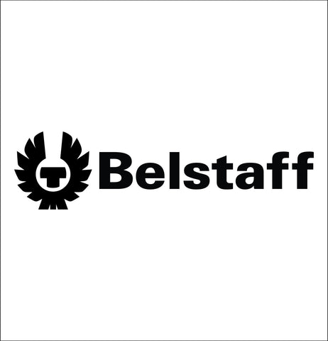 Belstaff decal, car decal sticker